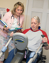 Emerson Hospital Cardiac Rehabilitation Program