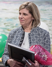Vicky Hopley, Certified Child Life Specialist, Honored for Providing  Outstanding Compassionate Care at Emerson Hospital 4/13/2018