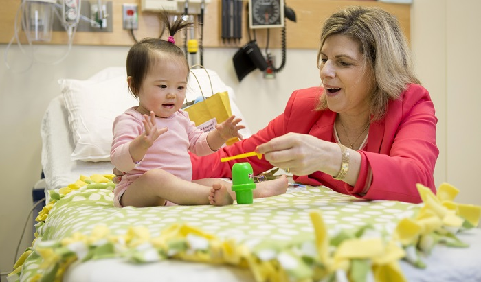 Vicky Hopley, Certified Child Life Specialist, Honored for Providing  Outstanding Compassionate Care at Emerson Hospital