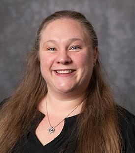 Jessica Harris, Clinical Office Coordinator