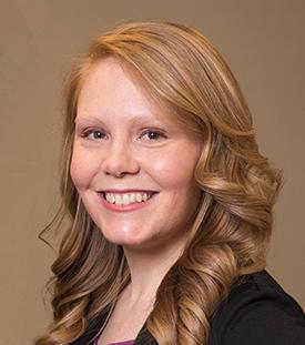 Stacey Hogan, Financial Counselor
