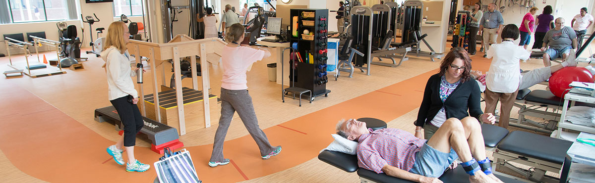 Center for Rehabilitative & Sports Therapies — Concord