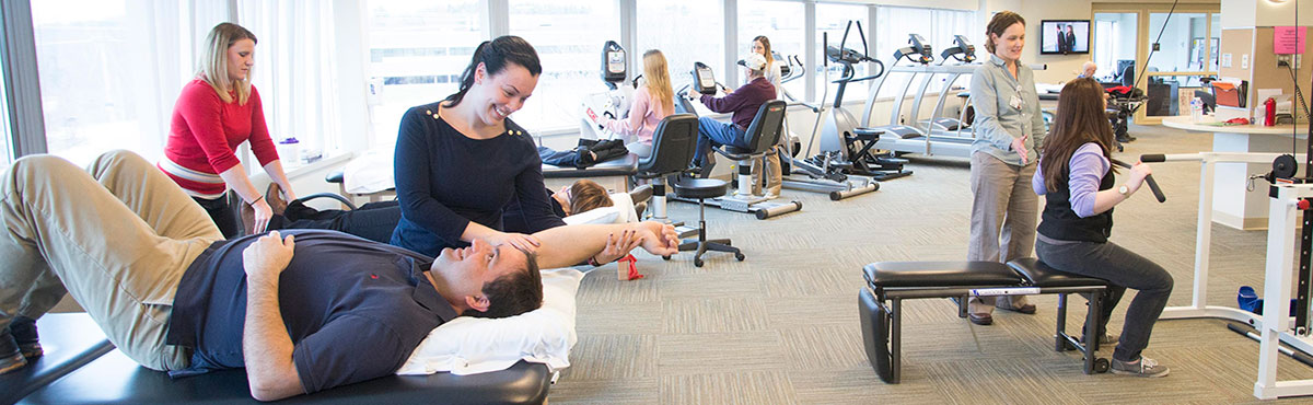 Center for Rehabilitative & Sports Therapies — Westford