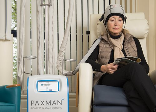 Paxman Scalp Cooling System